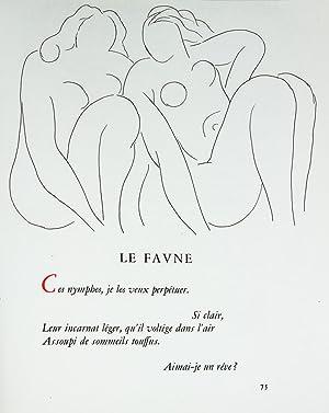 Poesies de Stéphane Mallarmé: MATISSE, Pierre; MALLARME,