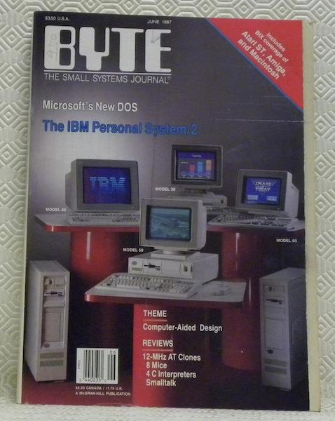 BYTE  The small systems journal  June 1987
