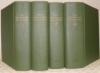 Basler Veröffentlichungen zur Geschichte der Medizin und der Biologie. Jahre 1953 - 1977. Fasc. 1 bis 30. Mangelnde Ausgabe 21. BUESS, Pd. Dr. Med. H