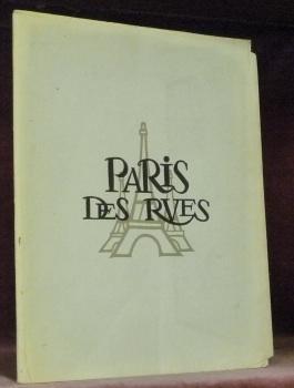 Paris des rues. les petits métiers de paris. de ROCQUET Claude-Henri.