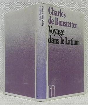 Voyage sur la scène des six derniers: BONSTETTEN, Charles Victor