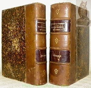 Nouveaux éléments de Pathologie Médicale. Deux volumes.: LAVERAN, Alphonse. -