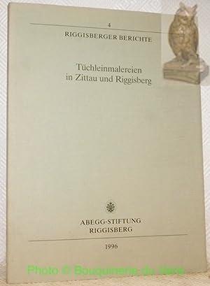 Riggisberger Berichte n. ° 4. Tüchleinmalereien in: DUDECK, Volker. -