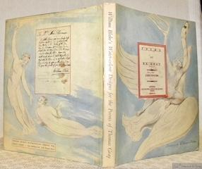 William Blake?s water-colour designs for the poems: GRAY, Thomas. -