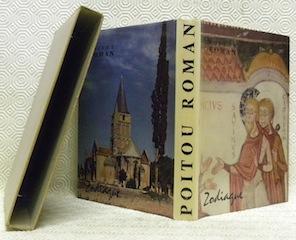 Poitou Roman. Introduction de René Crozet. Traduction: LABANDE-MAILFERT, Yvonne.