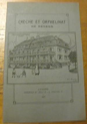 Crèche et Orphelinat de Renens.