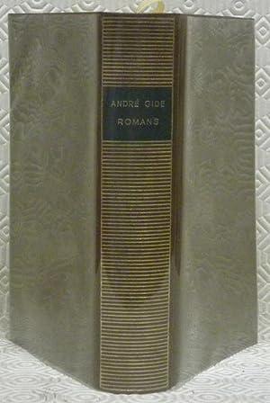 Romans, récits et soties. Oeuvres lyriques. Introduction: GIDE, André.
