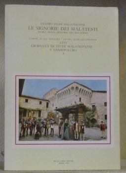 Centro Studi Malatestiani Le Signorie dei Malatesti. Storia delle Signorie dei Malatesti.Comune di ...