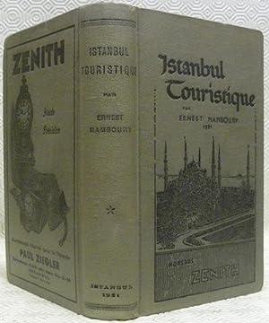 Istanbul touristique. Edition française. Mise à jour: MAMBOURY, Ernest.