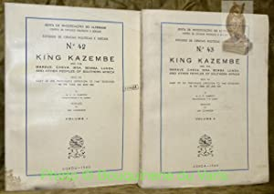 King Kazembe and the marave, cheva, bisa,: GAMITTO, A. C.