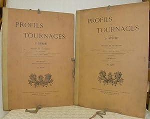 Profils et Tournages. Recueil de documents de: BAJOT, Ed.