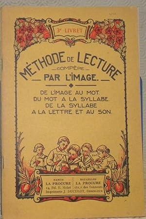 Méthode de lecture compère par l?image. De