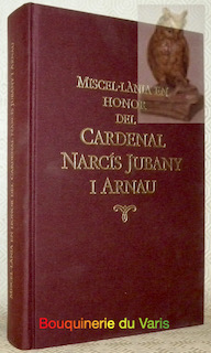 Miscel-Lania en honor del Cardenal, Narcis Jubany i Arnau.