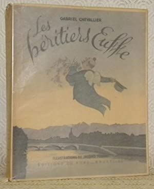 Les héritiers Euffe. Illustrations de Jacques Touchet.: CHEVALLIER, Gabriel.