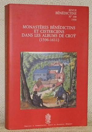 Monasteres bénédictins et cisterciens dans les albums