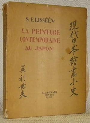 La Peinture Contemporaine Au Japon De Elisseev Abebooks