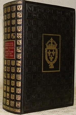 Armorial des principales Maisons du Royaume, particulierement: DUBUISSON, Pierre-Paul.