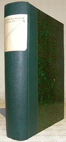 Almanach d?Architecture Moderne. Documents, théorie, pronostics, histoire,: LE CORBUSIER.