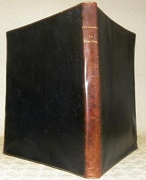Le Demi-Dieu ou Le Voyage en Grèce.: LACRETELLE, Jacques de.