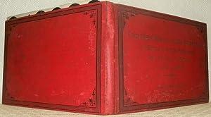 Album complet de chiffres, monogrammes, couronnes des: LANG, A.