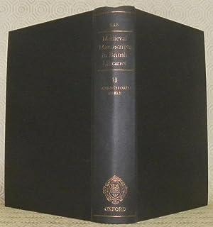 Medieval Manuscripts in British Libraries. II. Abbotsford: KER, N. R.