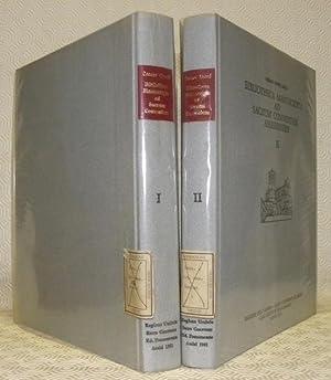 Bibliotheca Manuscripta ad Sacrum Conventum Assisiensem I: CENCI, Cesare.