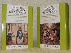 Lo spazio letterario del medioevo. 1. Il: CAVALLO, Guglielmo (Direttori).