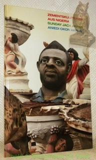 Zementskulpturen aus Nigeria.: AKPAN, Sunday Jack.