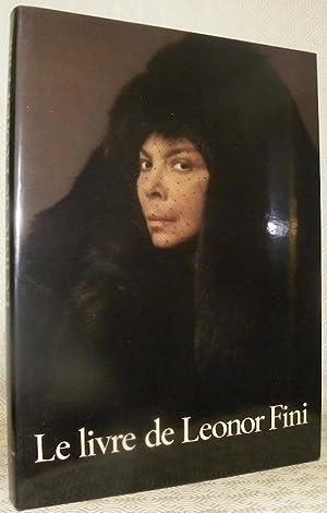 Le livre de Leonor Fini avec la: FINI, Leonor).