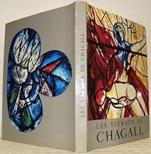 Les vitraux de Chagall 1957 - 1970.: MARTEAU, Robert.