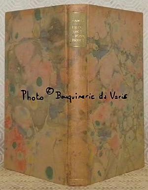 Fète des vignerons. Collection Champs.: RAMUZ, C.-F.