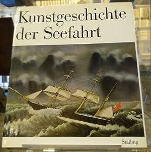 Kunstgeschichte der Seefahrt.Kunst und Kunsthandwerk der Seeleute: HANSEN, Hans Jürgen.