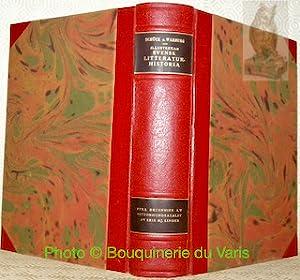 Illustrerad Svensk litteraturhistoria. Tredje, fullständigt omarbetade upplagan.Ättonde: Schück, Henrik -