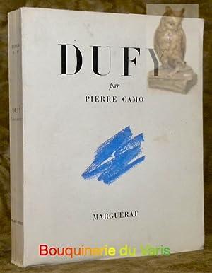 Raoul Dufy l'enchanteur.: CAMO, Pierre.