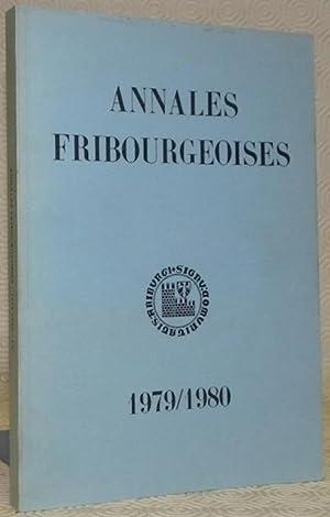 Annales Fribourgeoises. Publication de la Société d?Histoire: Bise, Gabriel. -
