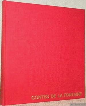 Contes. Illustrations de Fragonard. Collection Les Peintres: LA FONTAINE. -