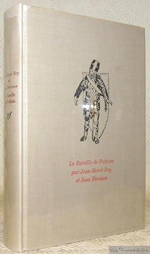 La Bataille de Poitiers, octobre 733. Collection: ROY, Jean-Henri .