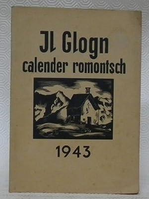 IL GLOGN. 1943. Annada 17. Calender dil