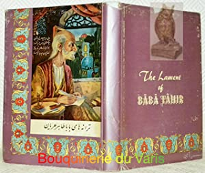 The Lament of Baba Tahir. Persian Text: BABA TAHIR.