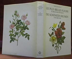 Les plus belles fleurs et branches de fruits composé de 144 reproductions de gravures en ...