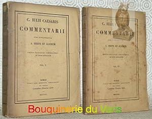 Commentarii cum supplementi A. Hirtii et Aliorum.: CAESARIS, C. Julii.