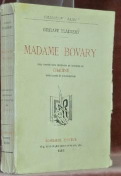 Madame Bovary. Cinq composition originales en couleurs: FLAUBERT, Gustave.