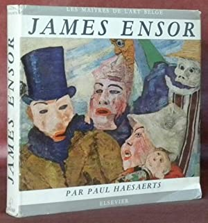 James Ensor.: HAESAERTS, Paul.