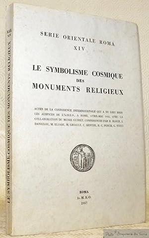 Le Symbolisme cosmique des mouvements religieux.Actes de: Bloch, R. -