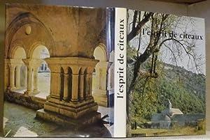 L?esprit de Cîteaux.Saint Bernard sur le Cantique: SAINT BERNARD. OURSEL,