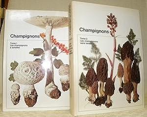 Champignons. Tome 1: Les champignons à lamelles.: SCHLITTER, Jakob.