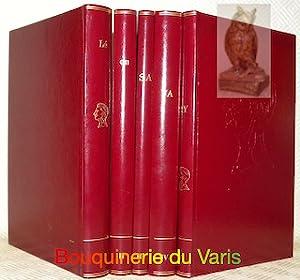 Oeuvres maîtresses. 5 volumes. Tome 1: Au: SAVARY, Léon.