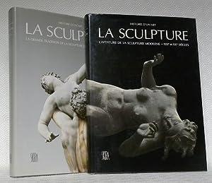 Histoire d?un art. La sculpture. L?aventure de: LE NORMAND-ROMAIN, Antoinette.