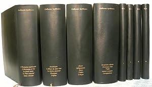 Oeuvres complètes de Guillaume Apollinnaire. Edition établie: APOLLINNAIRE, Guillaume.