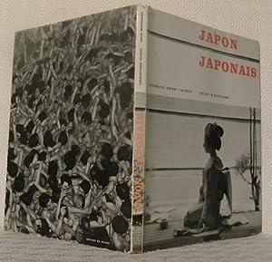 Japon. Japonais. Photographie de Yoichi Midorikawa.: FAVROD, Charles-Henri. - MIDORIKAWA, Yoichi.